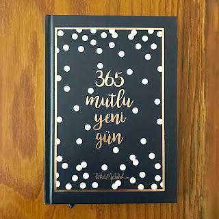 Confetti 365 Mutlu Yeni Gun Ajandasi