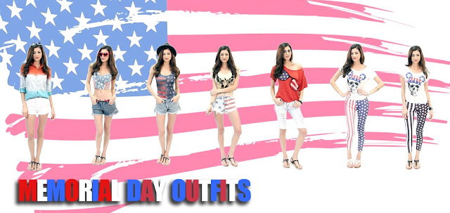 Best Outfits Of Memorial Day 2017