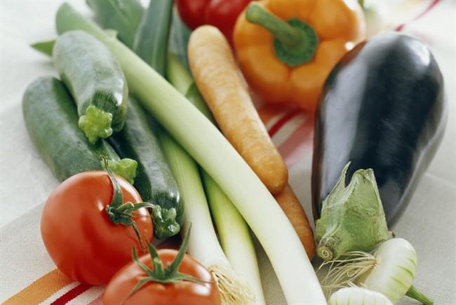 dieta a base di sole verdure