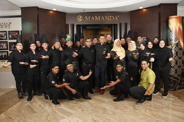 MIGF 2018 - Mamanda Chef Team - TPC Kuala Lumpur