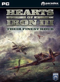 Hearts of Iron III: Their Finest Hour - PC (Download Completo)
