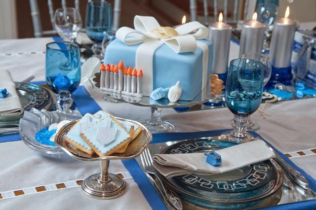 18 Ideias De Decora 231 227 O Infantil Para Festa De Hanukkah