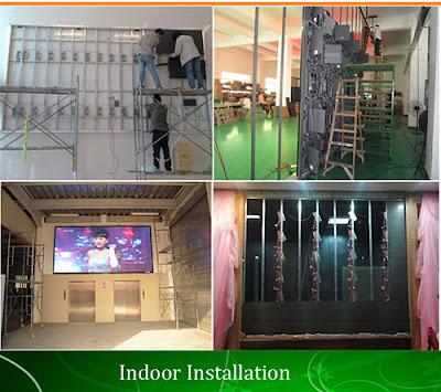 Nơi cung cấp màn hình led p5 trong nhà chuyên nghiệp tại Bình Thuận