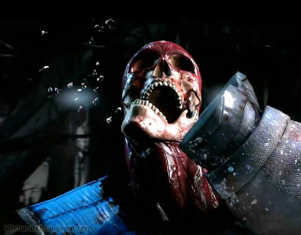 Idle Hands: The Mortal Kombat X Launch Trailer is Brutal As F*@!