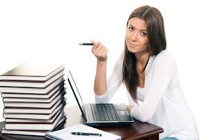 Kamu Mau Jadi Penulis? Tapi Masih Belum Pede? Mulailah Menulis di Blog Pridadi