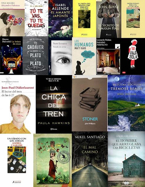Mi 2015 de libro en libro