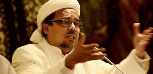 Sungguh Tak Sopan, Ketum GP Ansor: Habib Rizieq Tidak Jelas Gurunya, Dia Gurunya Setan