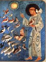 San Francesco d'Assisi: aforisma e il Cantico delle creature