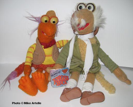 Mikey S Muppet Memorabilia Museum Fraggle Rock 1982 1989