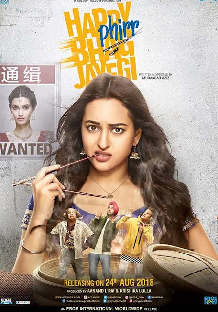 مشاهدة فيلم Happy Phirr Bhag Jayegi 2018 مترجم