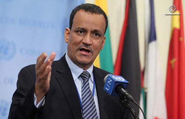 مبعوث الأمم المتحدة لليمن يقوم بمنع عملية عسكرية فى ميناء الحديدة اليمني
