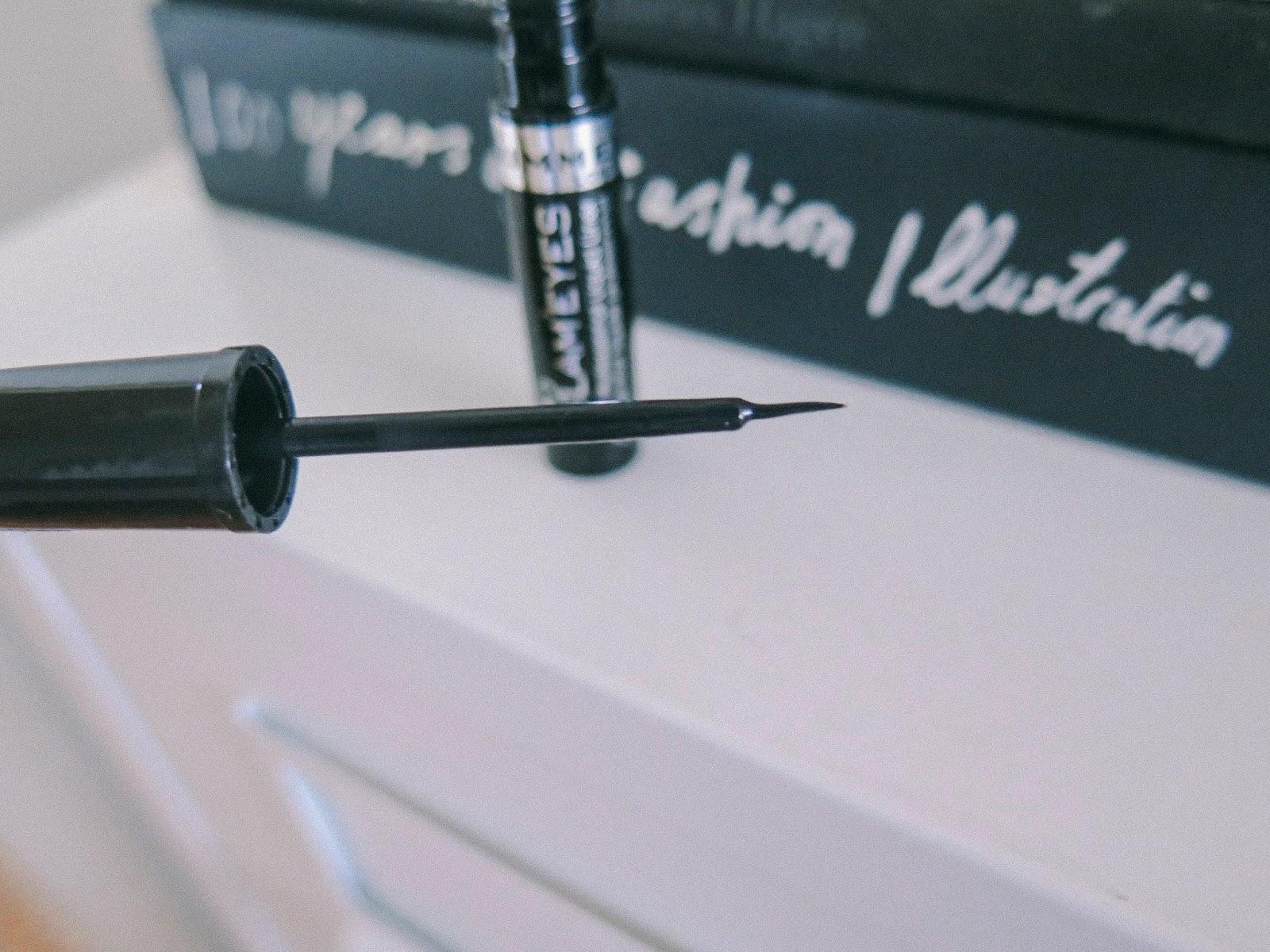 657b5531e10 Professional Liquid Eyeliner Glam'Eyes para arriscar um bocadinho. A  duração é prolongada e o pincel de ponta fina ajuda a criar uma linha  precisa.