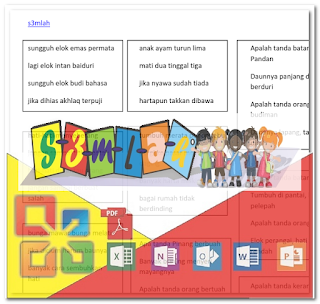 Download Kumpulan Pantun Untuk Anak-Anak