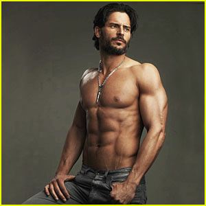 Exclusive Joe Manganiello On Magic Mike How I Met Your Mother