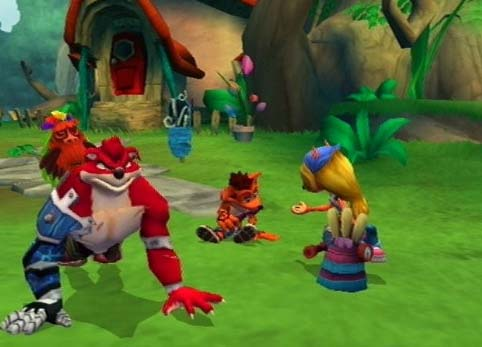 Crash bandicoot twinsanity free download for pc