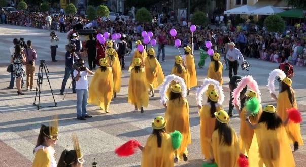 Carnivals of Korça started