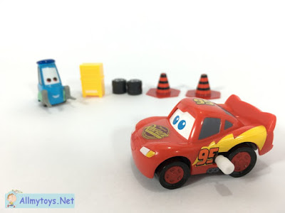 Wind Up Toy car