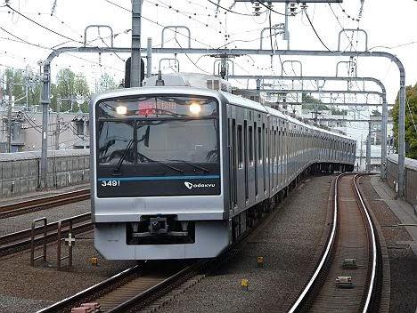 【ダイヤ改正で増発!】小田急電鉄 急行 新松田行き7 3000形