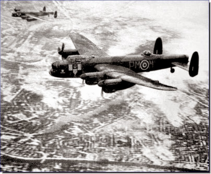 Bombing of Dresden--and for what?