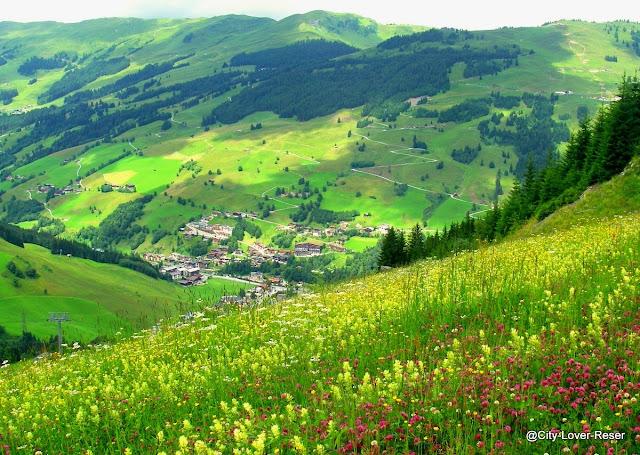 Saalbach - Österrike