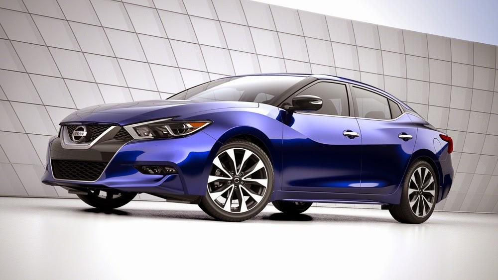 Nissan Maxima 2015-2016