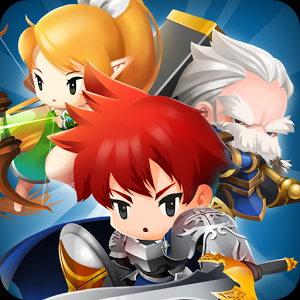 Download Game Dragon Warriors Idle RPG Mod v1.2.5 APK