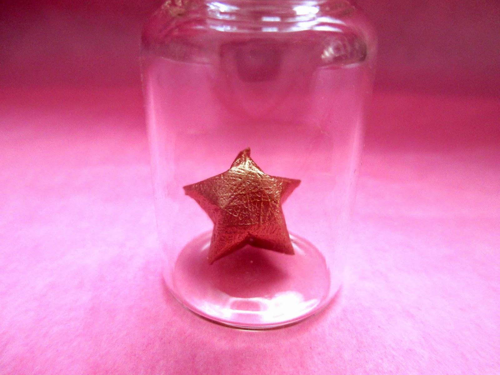 Strangeness and Charms: HANDMADE: origami lucky stars - photo#4