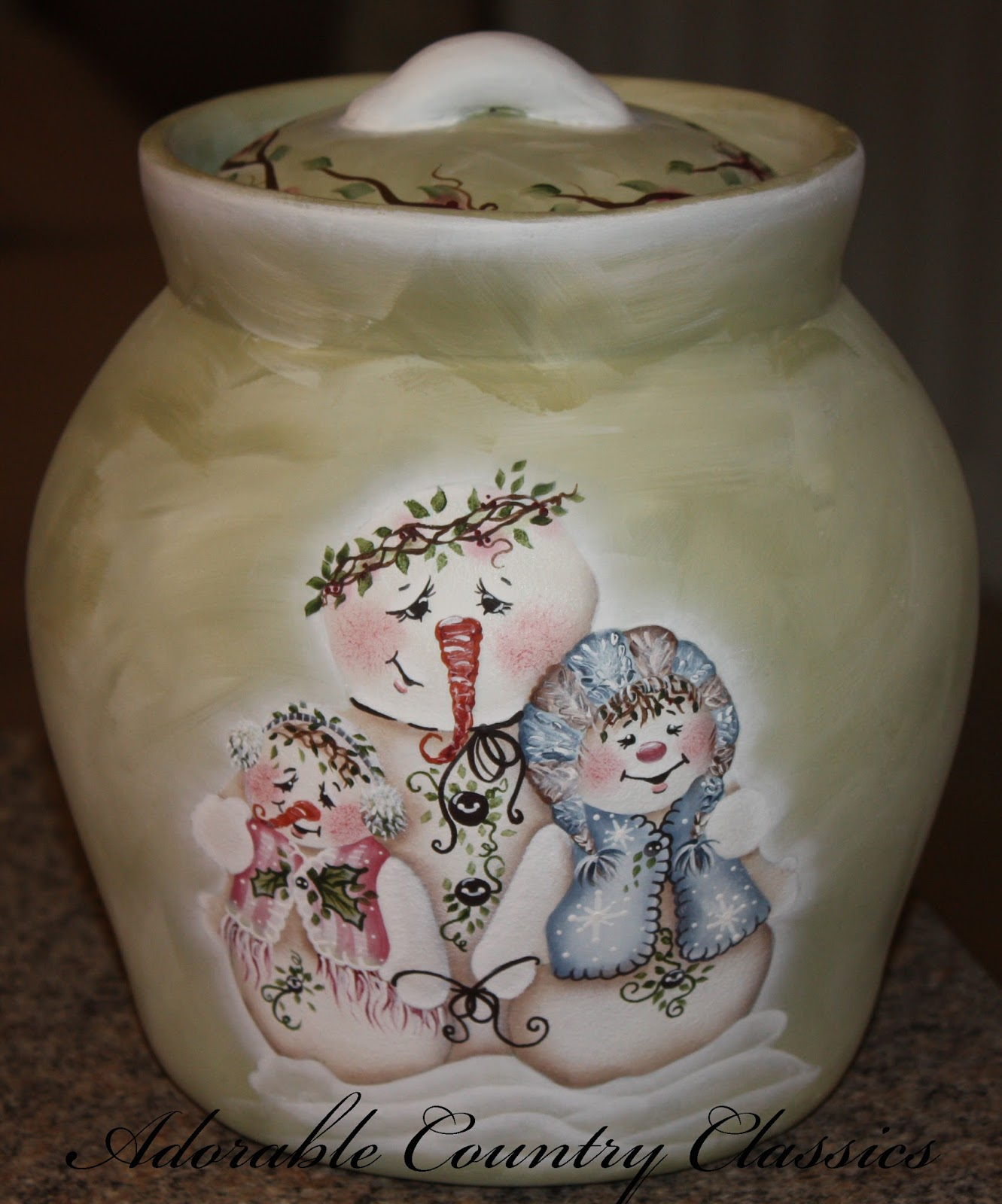 Ceramic Cookie Jar Sets Adorable Country Classics Cookie Jars Butter Churns