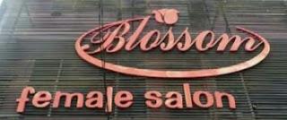 Logo Salon Blossom
