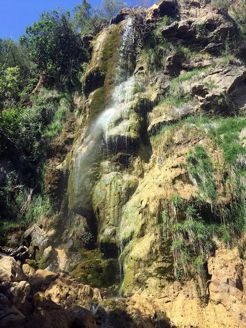 Cascada del Arquero
