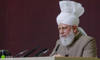Times of Ahmad: Germany: Khalifa of Islam speaks of risks of