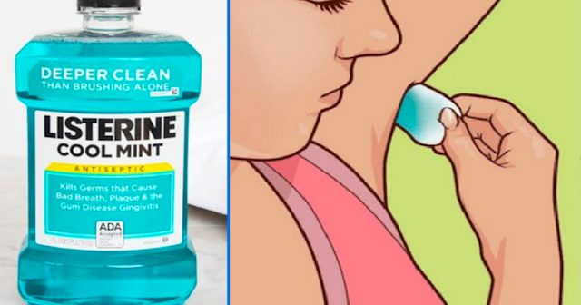 Listerine Other Uses/Little Things