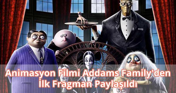 Addams Family Fragman İzle