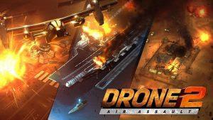 Drone 2 Air Assault Mod Apk v0.1.140 Unlimited Money