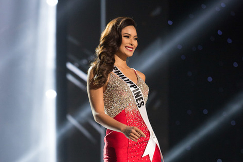 Philippine bet Maxine Medina placed Top 6 Miss Universe