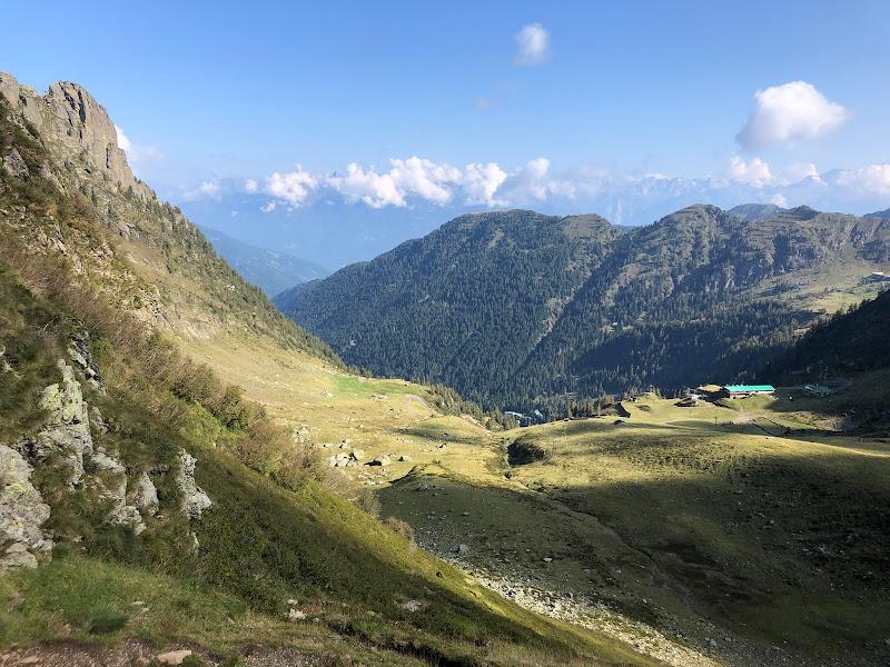 A Hike to Rifugio Benigni