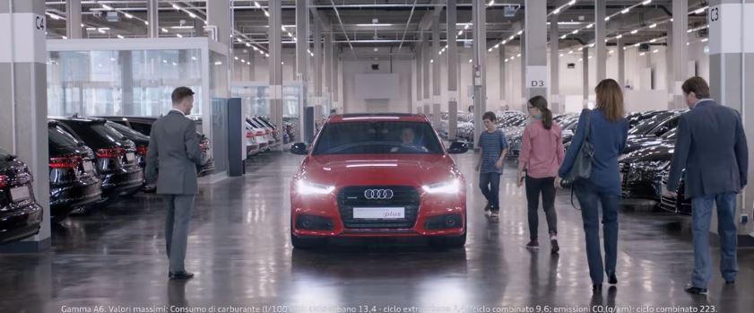 Canzone Audi pubblicità prima scelta - Musica spot Ottobre 2016