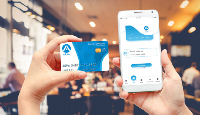 ARAW Token - The Decentralized Payment for e-Commerce Ecosystem