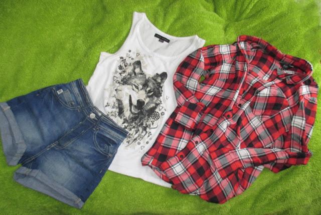 letní móda oootd