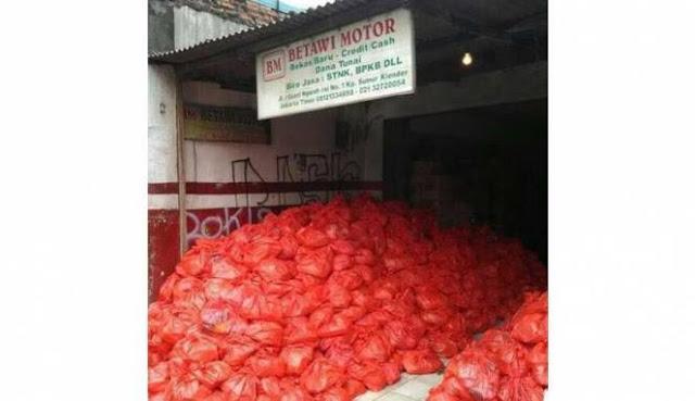 Kawal Ahok-Djarot Bagi-bagi Sembako, Polisi Bantah Memihak