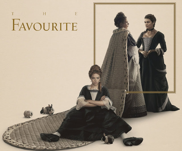 Cinematic Releases: The Favourite (2018) – Reviewed