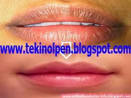 Cara Ampuh Memerahkan Bibir Hitam Secara Alami Tekinolpen