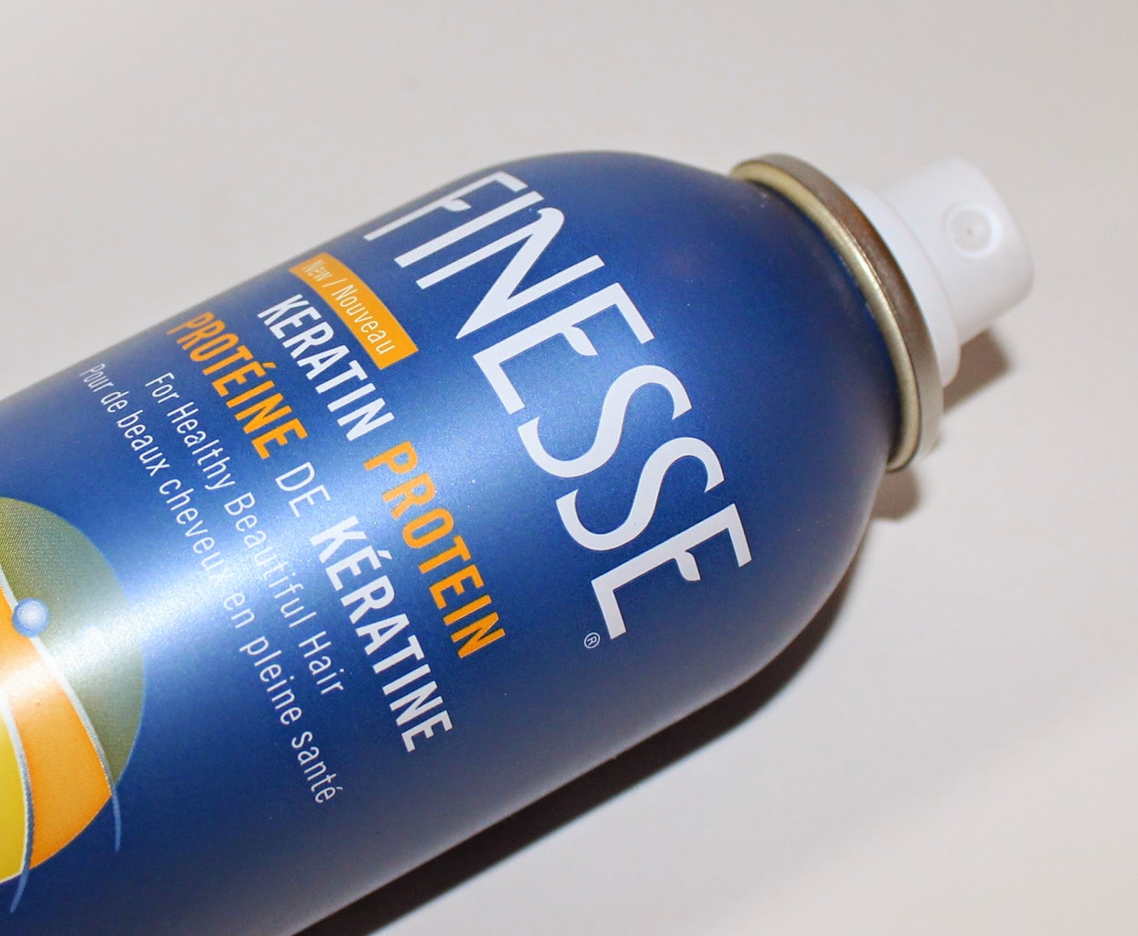 Finesse Kertain Protein Dry Shampoo