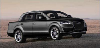 2019 Date de sortie du camionnette Audi aux États-Unis