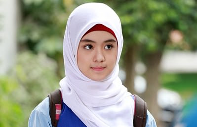 Hijab Rabbani Untuk Anak Sekolah