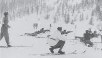 Military St Moritz 1948