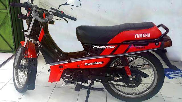 Yamaha Alfa Champ ayago