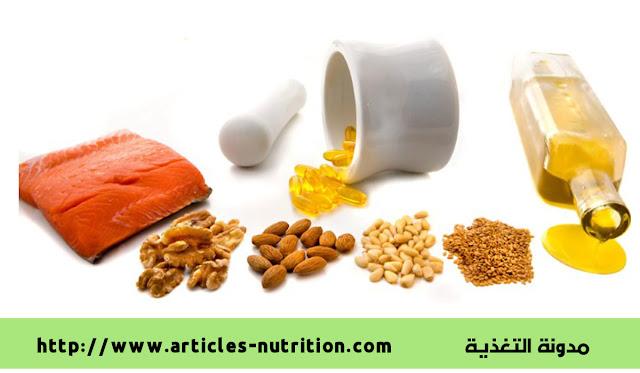 انواع الدهون-مدونة التغذية