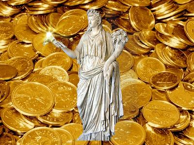 Resultado de imagem para deusa tyche