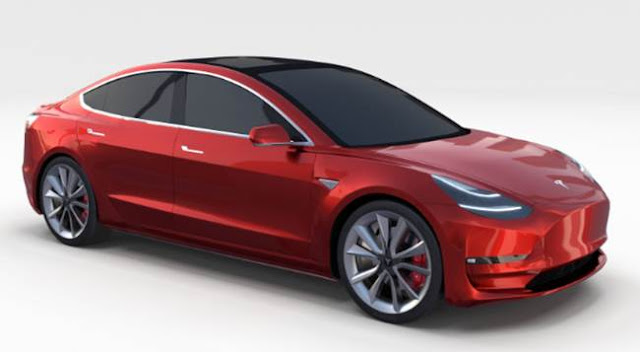 New Tesla Model 3 2018 Price and Specs